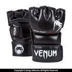 Venum Impact MMA Gloves Skintex Leather